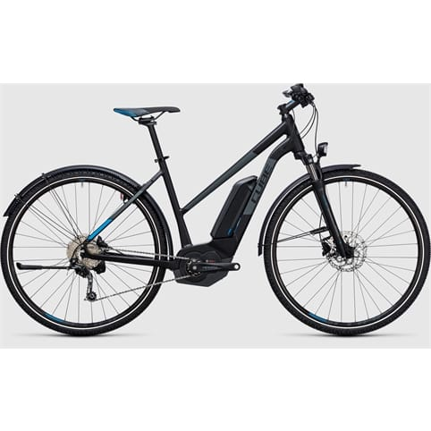 CUBE CROSS HYBRID PRO ALLROAD 500 E-BIKE 2017 [Trapeze]