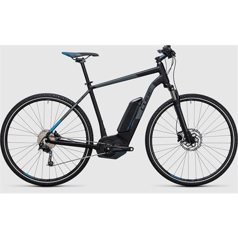 Cube CROSS HYBRID PRO 500 E-BIKE 2017 [Trapeze]
