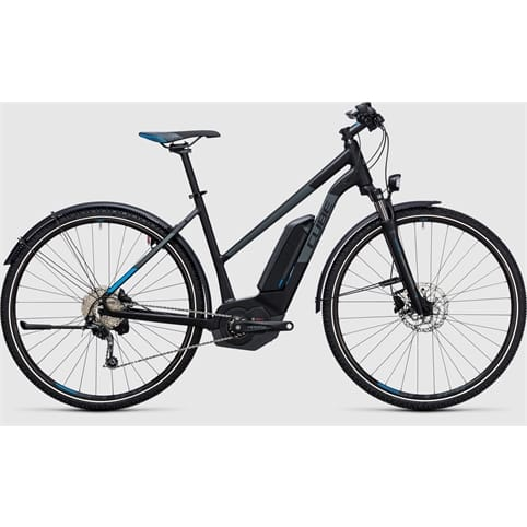Cube CROSS HYBRID PRO ALLROAD 400 E-BIKE 2017 [Trapeze]