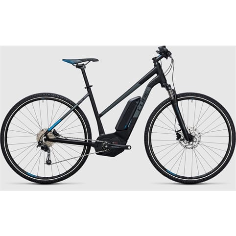 Cube CROSS HYBRID PRO 400 E-BIKE 2017 [Trapeze]