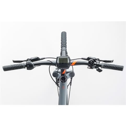 Cube CROSS HYBRID ONE ALLROAD 500 E-BIKE 2017