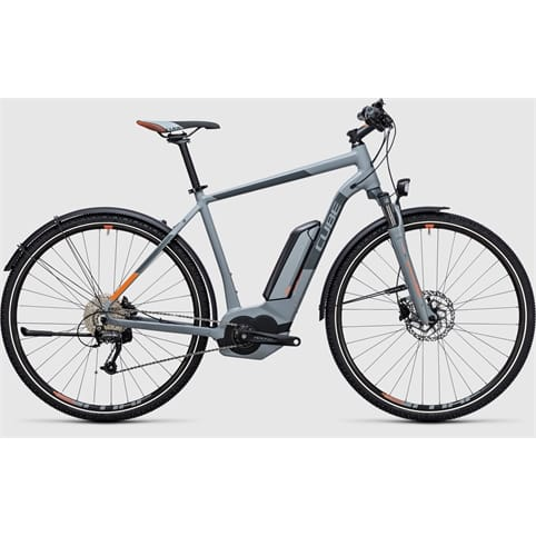 Cube CROSS HYBRID ONE ALLROAD 400 E-BIKE 2017
