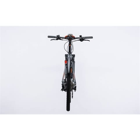 Cube CROSS HYBRID ONE ALLROAD 400 E-BIKE 2017  [Trapeze]