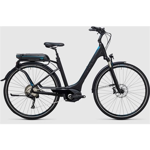 Cube TOURING HYBRID SL 500 E-BIKE 2017 [Easy Entry]