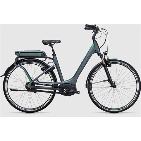 Cube TRAVEL HYBRID Pro RT 400 E-BIKE 2017 [Easy Entry]