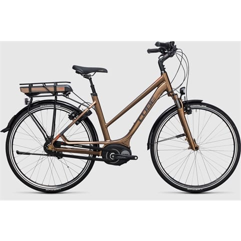 Cube TRAVEL HYBRID 400 E-BIKE 2017 [Trapeze]