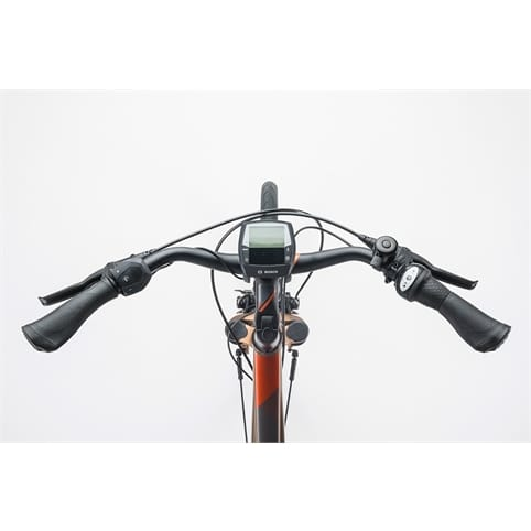 Cube TRAVEL HYBRID 400 E-BIKE 2017 [Easy Entry]