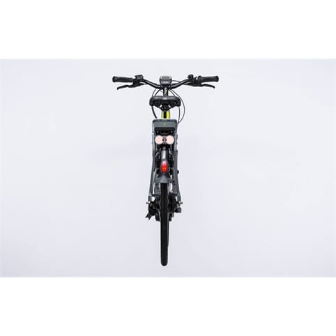 Cube DELHI HYBRID 400 E-BIKE 2017 [Easy Entry]