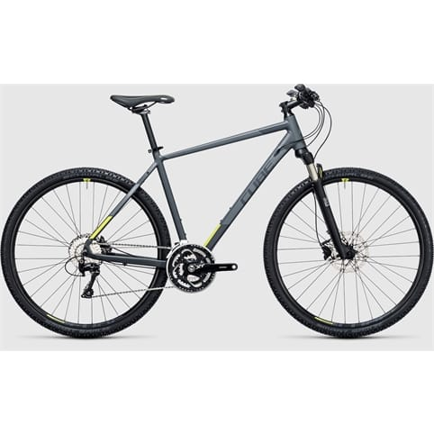 Cube CROSS PRO HYBRID Bike 2017
