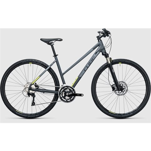Cube CROSS PRO HYBRID Bike 2017 [Trapeze]
