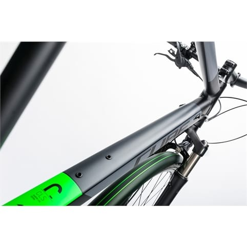 Cube CROSS Allroad HYBRID Bike 2017 [Trapeze]