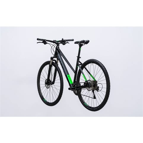 Cube CROSS HYBRID Bike 2017 [Trapeze]