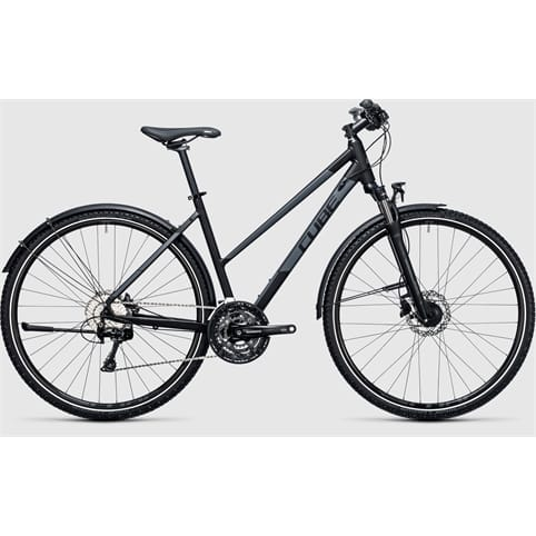 Cube NATURE Allroad HYBRID Bike 2017 [Trapeze]