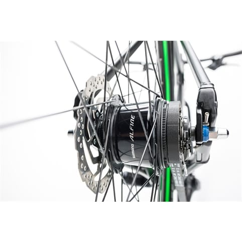 Cube HYDE RACE URBAN Bike 2017 [Trapeze]
