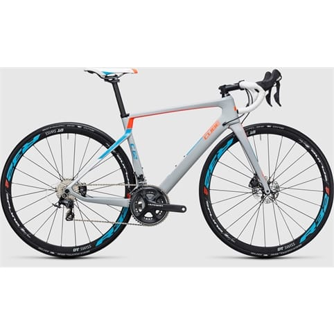 Cube AXIAL WLS C:62 SL Disc Road Bike 2017