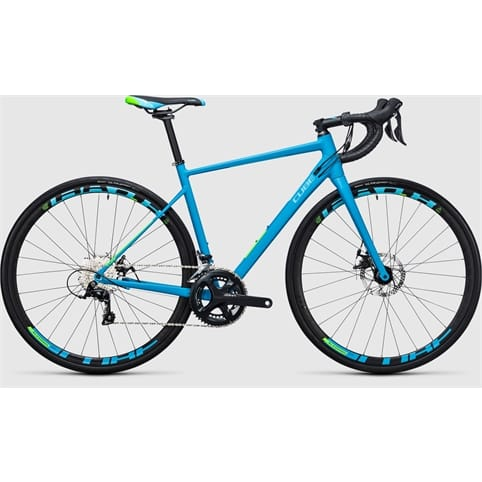 CUBE AXIAL WLS PRO DISC ROAD BIKE 2017