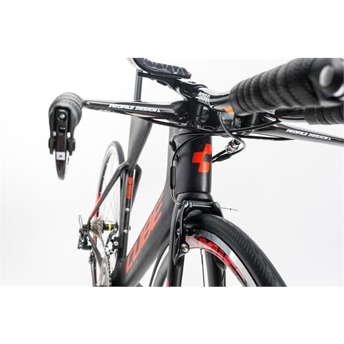 Cube AERIUM C:68 Race Triathlon Bike 2017