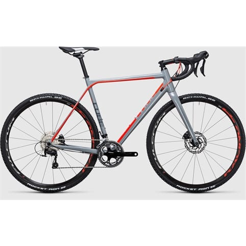 Cube CROSS RACE Pro Cyclocross Bike 2017