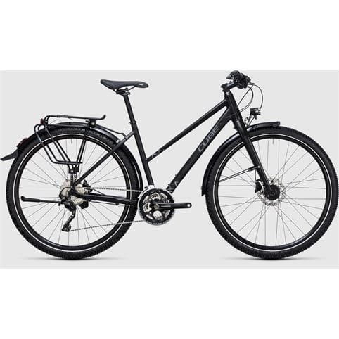 Cube TRAVEL Exc Touring Bike 2017 [Trapeze]