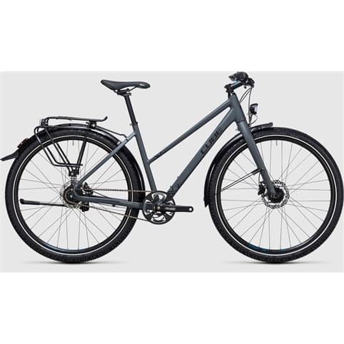 Cube TRAVEL Pro Touring Bike 2017 [Trapeze]
