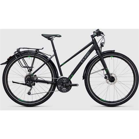 CUBE TRAVEL TRAPEZE TOURING BIKE 2017