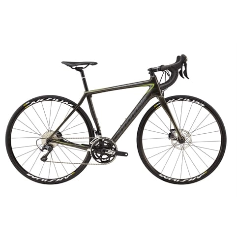 CANNONDALE SYNAPSE CARBON DISC ULTEGRA WOMEN'S ROAD BIKE 2017