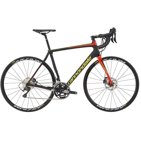 CANNONDALE SYNAPSE SM DISC ULTEGRA ROAD BIKE 2017