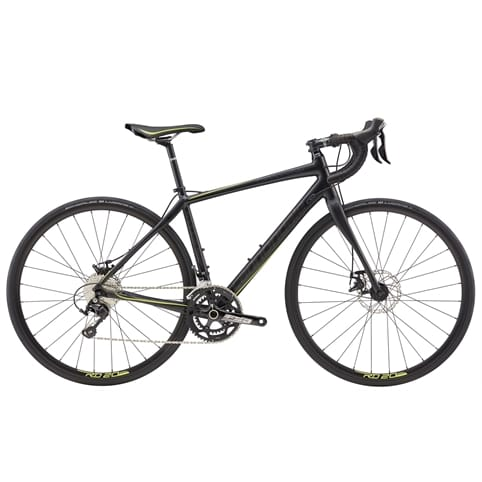 CANNONDALE SYNAPSE DISC FEM 105 ROAD BIKE 2017
