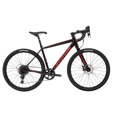 Cannondale Slate Women's Apex Gravel Bike 2017