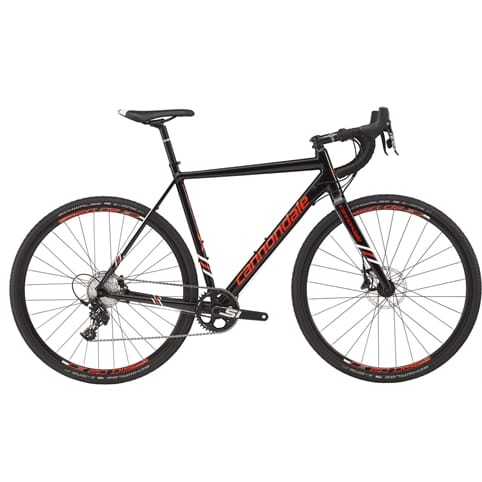 Cannondale CAADX Apex 1 Cyclocross Bike 2017