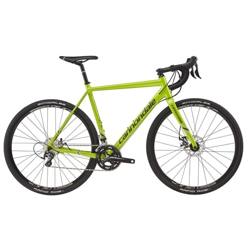 Cannondale CAADX Tiagra Cyclocross Bike 2017