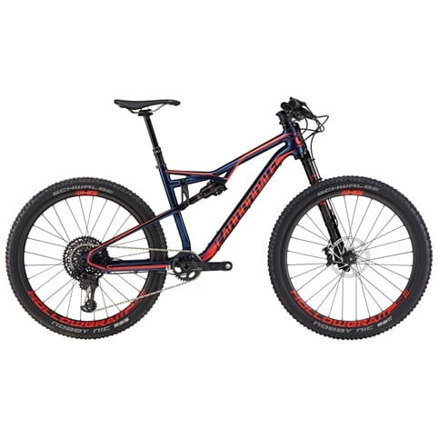 CANNONDALE HABIT CARBON 1 27.5 FS MTB BIKE 2017