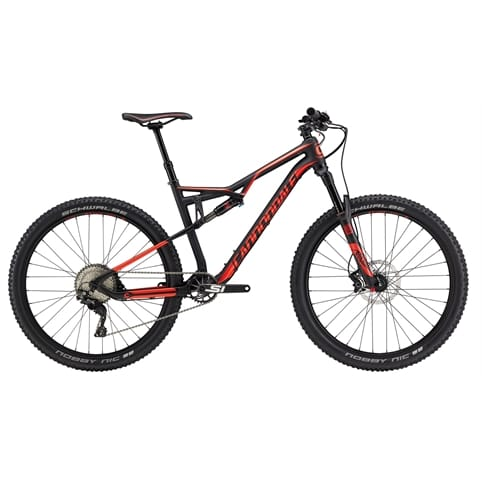 CANNONDALE HABIT CARBON 3 27.5 FS MTB BIKE 2017