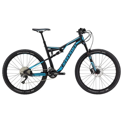 CANNONDALE HABIT 4 27.5 FS MTB BIKE 2017