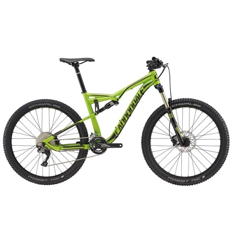 CANNONDALE HABIT 5 27.5 FS MTB BIKE 2017