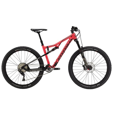 Cannondale Habit Women's Carbon 2 27.5 MTB Bike 2017