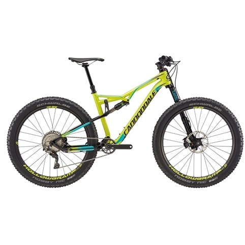 CANNONDALE BAD HABIT CARBON 1 FS 27+ MTB BIKE 2017