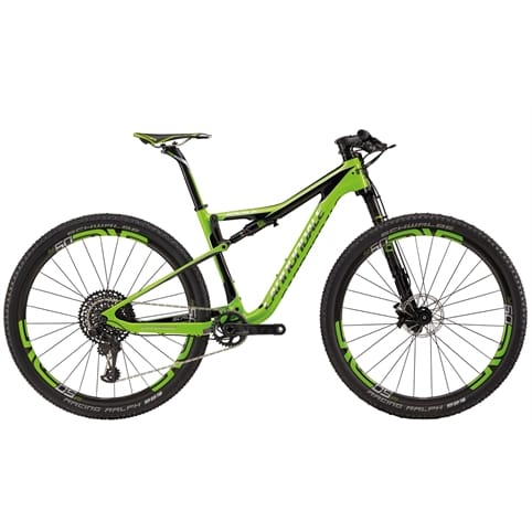Cannondale Scalpel-Si Team 29 MTB Bike 2017
