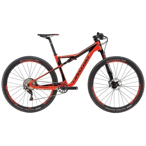 Cannondale Scalpel-Si Carbon 1 29 MTB Bike 2017