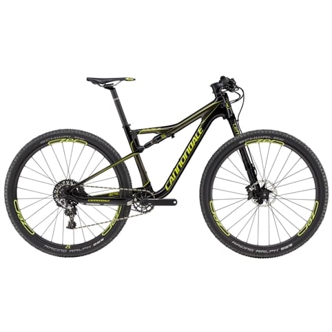 Cannondale Scalpel-Si Carbon 2 29 MTB Bike 2017