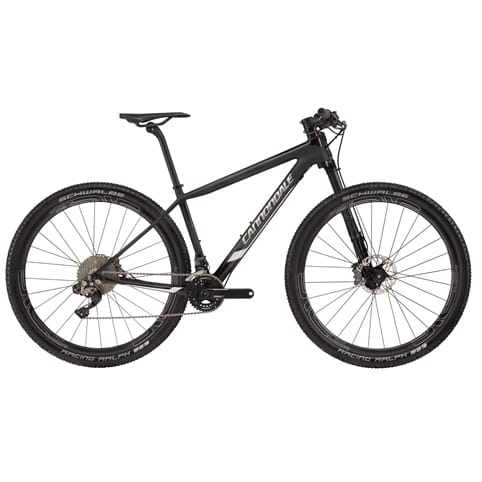 Cannondale F-Si Black Inc. 29 Hardtail MTB Bike 2017