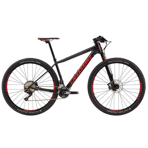 Cannondale F-Si Carbon 3 27.5 Hardtail MTB Bike 2017