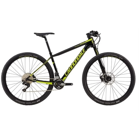 Cannondale F-Si Carbon 4 29 Hardtail MTB Bike 2017