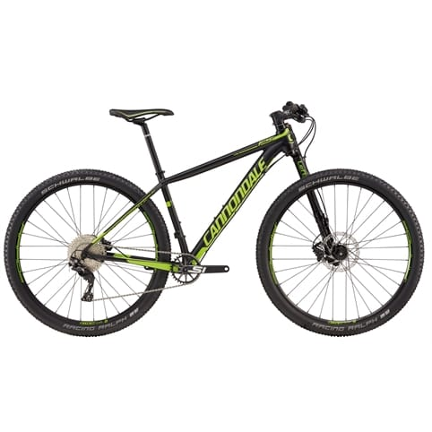 Cannondale F-Si 1 29 Hardtail MTB Bike 2017