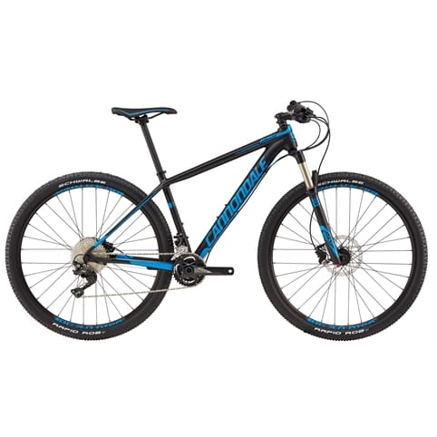 Cannondale F-Si 3 27.5 Hardtail MTB Bike 2017