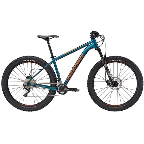Cannondale Cujo 2 27+ MTB Bike 2017