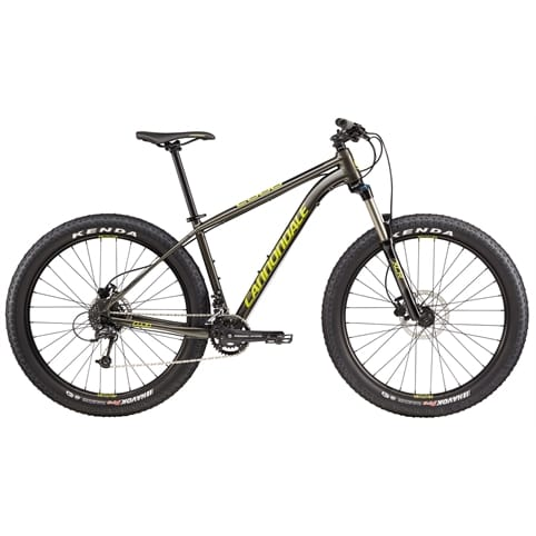 Cannondale Cujo 3 27+ MTB Bike 2017