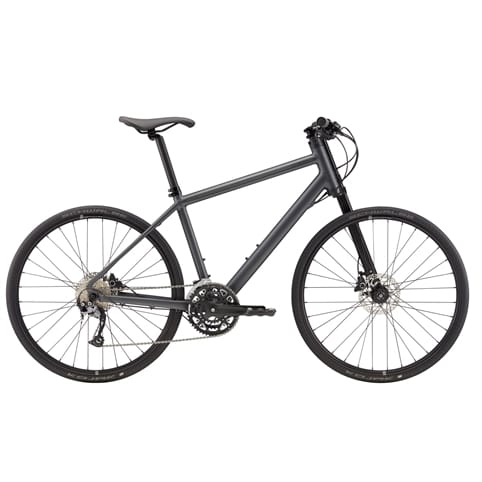 CANNONDALE BAD BOY 3 COMMUTING BIKE 2019