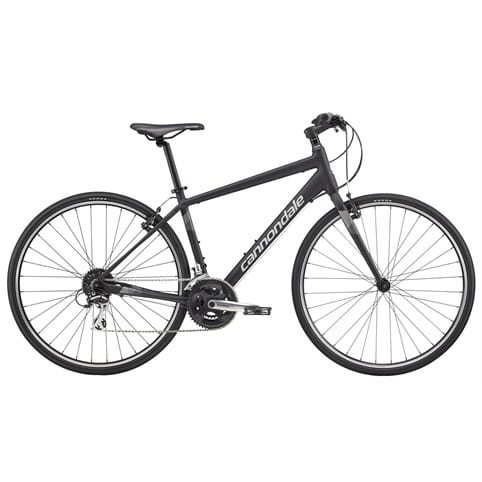 Cannondale Quick 7 Flat Bar Road Bike 2017