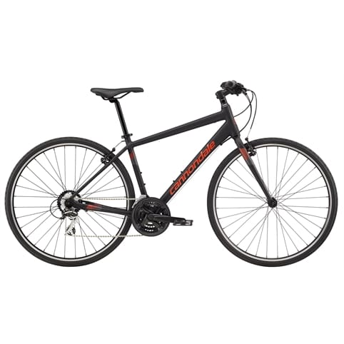 Cannondale Quick 8 Flat Bar Road Bike 2017